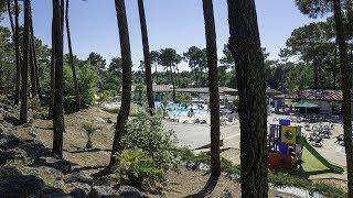 Camping Campéole Domaine de Montcalm - Camping aux Mathes en Charente-Maritime