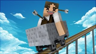 Minecraft: A FORMA MAIS DIFÍCIL DE MORRER NO MINECRAFT!