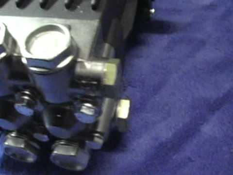 Pressure Washer Interpump Ws202 Pump 200 Bar 21ltrs Min