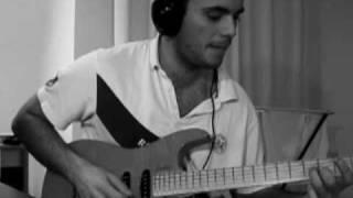 Roadrunner Blues - Daniel Homola - Godin Velocity