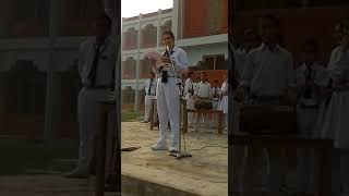 Haryana gk in desi style by a girl student