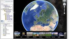 Sondengang - Historische Karten mit Google Earth Pro verwenden