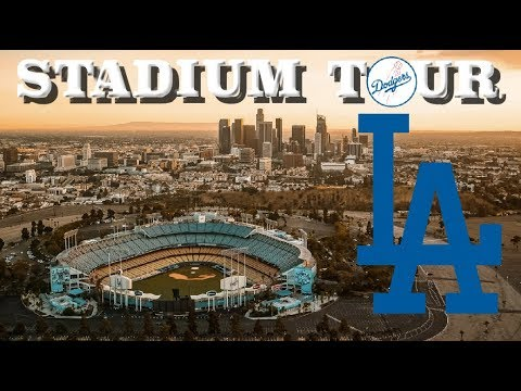 Los Angeles Dodgers Stadium Tour 2019