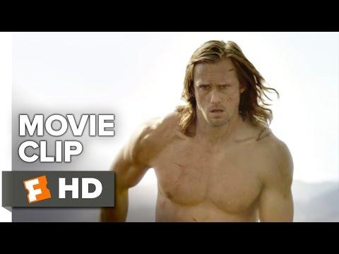 The Legend of Tarzan Movie CLIP - Stampede (2016) - Alexander Skarsgård, Margot Robbie Movie HD