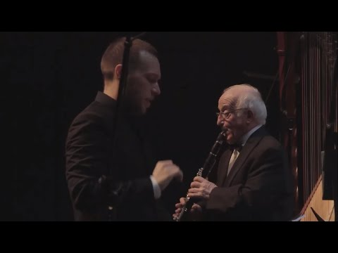 Clarinet Concerto In A Major KV 622 Adagio - W.A. Mozart -  Transcription By: Navarro Lara