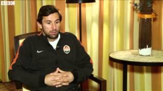 Darijo Srna on BBC Football Focus