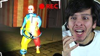 EL NUEVO PAYASO DEL TERROR !! ¿¿MÁS HARDCORE QUE GRANNY?? - Scary Clown (Horror Game)