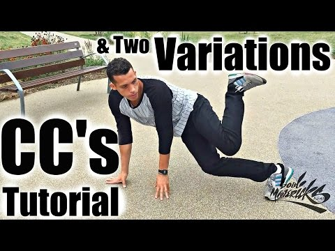 3 CC Variations | Bboy Tutorial | How to Breakdance | Footwork Basics