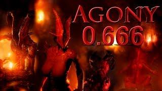 Обзор Agony |  Адский ад и тщетность бытия | Alpha-Demo