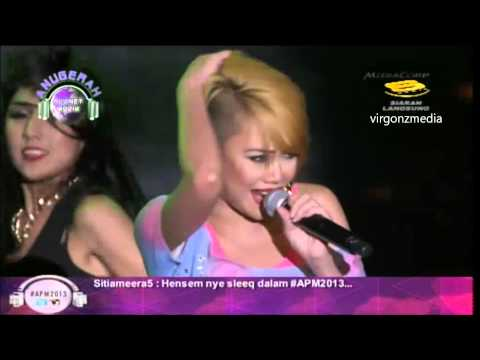 Stacy Angie - Bosan & Semalam Tanpamu (Anugerah Planet Muzik 2013) APM 2013