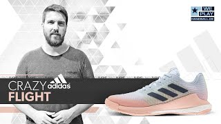 Adidas Crazyflight  - Review Handballschuhe 2021