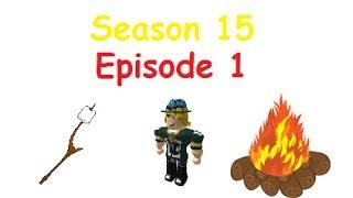 Roblox Total Drama Island Season 15 Episode 1