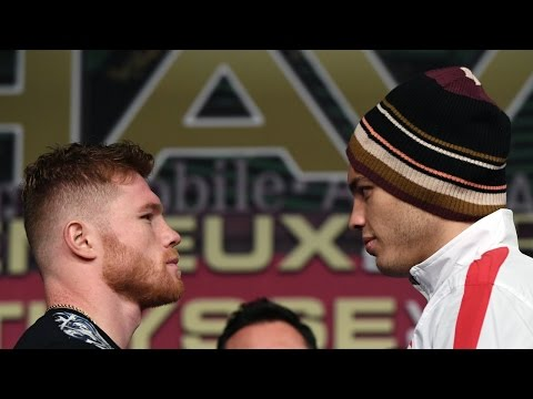 Canelo Alvarez Looking Forward To Great Fight With Julio Cesar Chavez Jr.   ESPN