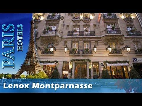 Lenox Montparnasse - Paris Hotels, France