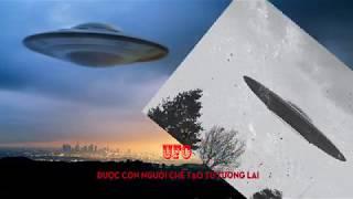 UFO được con người chế tạo từ tương lai