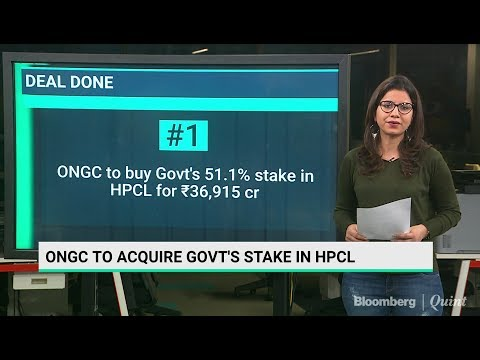 ONGC To Acquire Government's Stake In HPCL: The Deal Contours