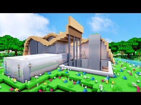 minecraft maison de luxe le nouveau makapuchii o youtube. Black Bedroom Furniture Sets. Home Design Ideas