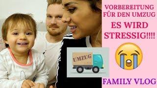 Vorbereitung für den Umzug - ES WIRD STRESSIG !! I FAMILY VLOG I Sevins Wonderland