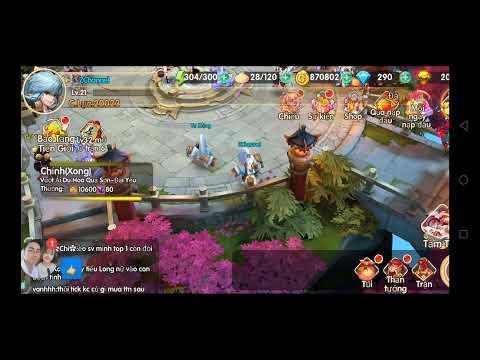 [Z Channel] Chơi thử Ma Thần Tây Du - Mobile gaming