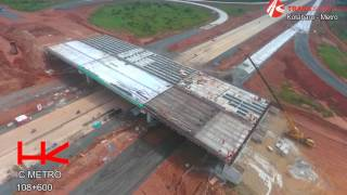 Jalan Tol Trans Sumatera, Metro, Lampung