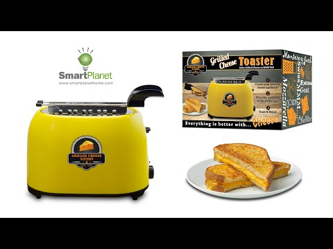 SMART PLANET GRILLED CHEESE TOASTER GCN-1ST