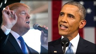 OUCH! DONALD TRUMP JUST HIT OBAMA RIGHT WHERE IT HURTS…AMERICA IS SAVED!