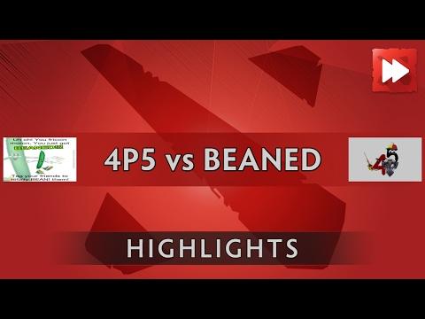 4 protect five vs BeanBoys - Kiev Major - Dota Highlights