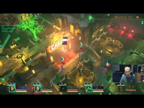 Cyberpunk Adventures in Satellite Reign! Episode 22 CBD Entertainment Quarter