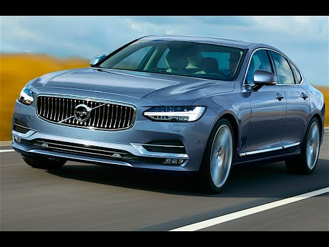 Volvo S90 Review Premium New 2017 Bmw 7 Series Mercedes S Cl Rival Carjam Tv Hd 2016 You