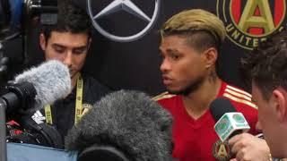 Free Kick: Atlanta United Josef Martinez post-Philadelphia presser 6.2.18