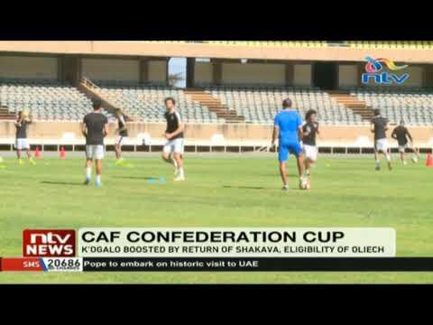 Gor Mahia tackles Egypt's Zamalek at Kasarani Stadium
