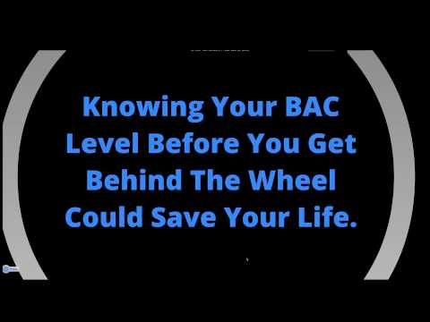 Personal Awareness Of Bac Levels While Drinking Alcoholic Beverages