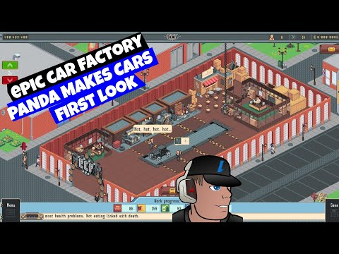 EPIC CAR FACTORY first look |
