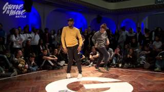 GROOVE'N'MOVE BATTLE 2015 - HIp-Hop Qualifications 19-23