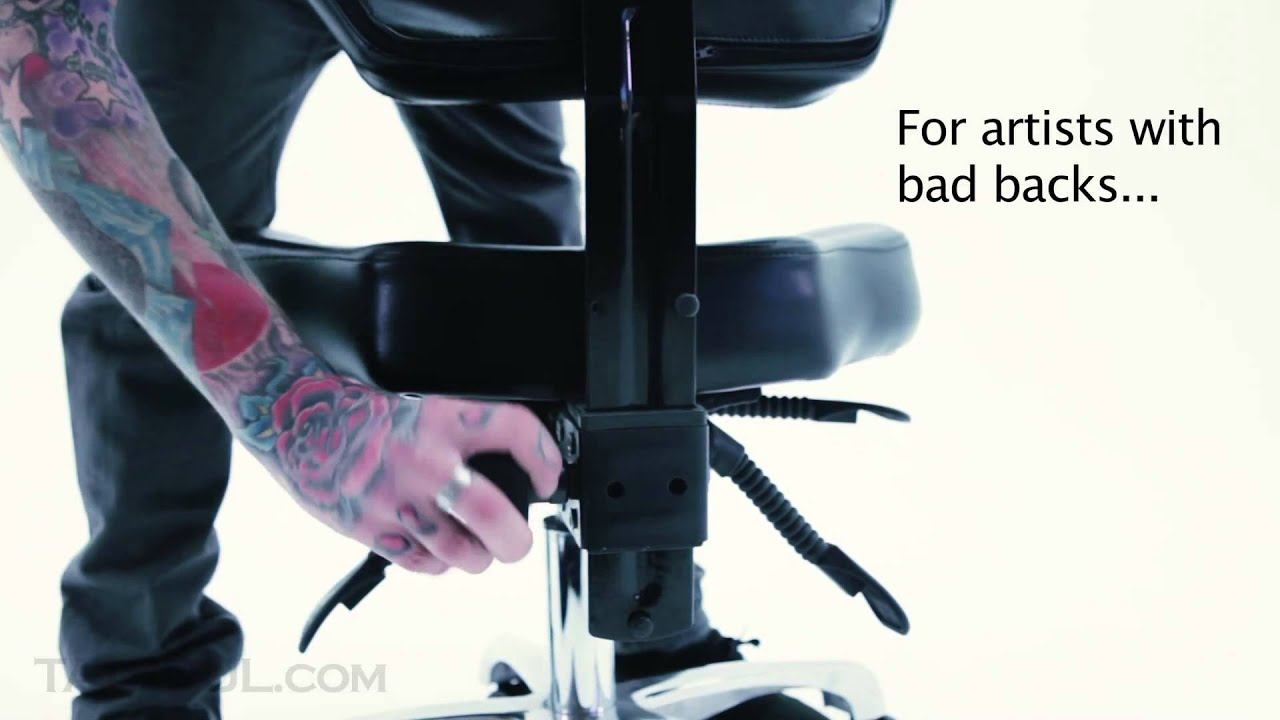 TATSoul Artist Chair Review  YouTube