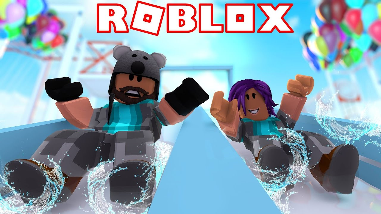 roblox water park how to get in the vip