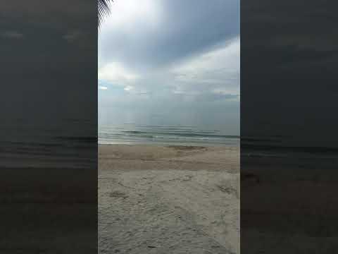 อากาศดีๆที่ขนอมระเบียงทราย