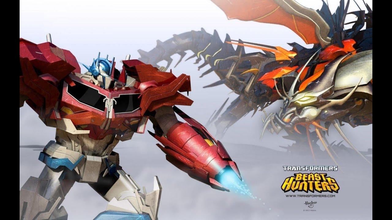 Fall Of Cybertron Wallpaper Hd Transformers Prime Beast Hunters Optimus Prime Review