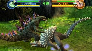 Godzilla Destroy All Monsters Melee   Godzilla Monster Fighter Gameplay HD 1080p PS2