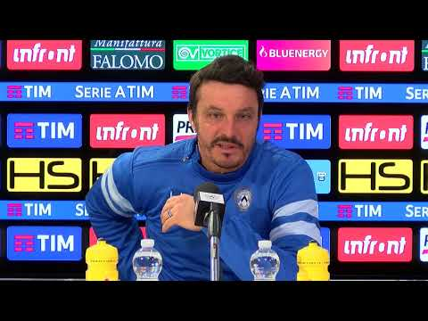 Udinese-Fiorentina, la conferenza di Oddo