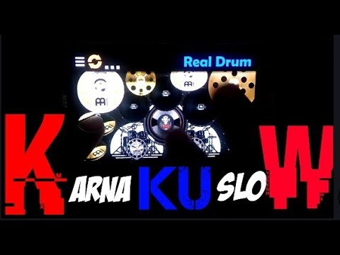wahyu-slow---real-drum-cover