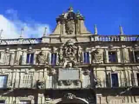 Salamanca - city having the Oldest University in Spain