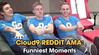 Cloud9 CSGO AMA: Funniest Scenes [Bonus Material]
