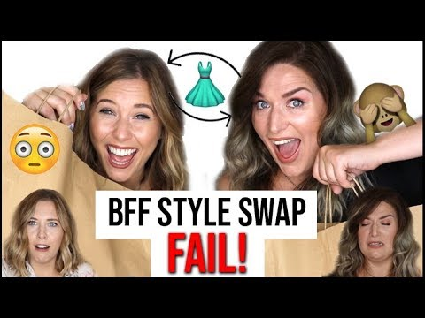 76fc4c8f0b779 BFF Style Swap FAIL!!! Try On Curvy   Plus Size Primark Haul with  LoseitLikeLauren