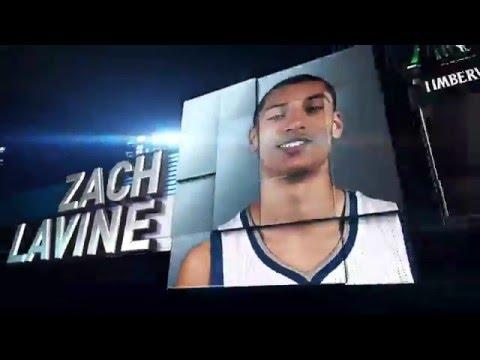 Zach LaVine Top 10 Plays | NBA 2014-15 Season