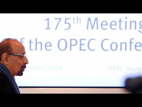 انتهاء اجتماع أوبك بالاتفاق المبدئي على خفض إنتاج النفط وانتظار موقف روسيا…  - 18:54-2018 / 12 / 6