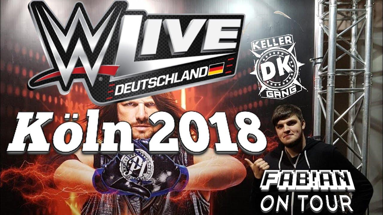 Wwe in deutschland november 2018
