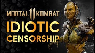 The Mortal Kombat 11 Censorship Shows a Much Larger Issue