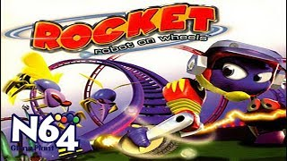 Rocket : Robot On Wheels - Nintendo 64 Review - Ultra HDMI - HD