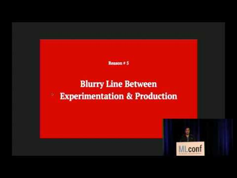 Nikhil Garg – Building a Machine Learning Platform at Quora – MLconf SF 2016